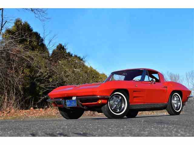 Picture of '63 Chevrolet Corvette Offered by GT Motor Cars - MDBQ