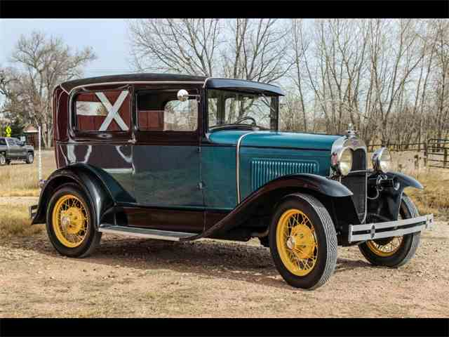 Picture of Classic 1930 Model A located in Greeley Colorado - $12,570.00 Offered by Conquest Classic Cars - MDBR