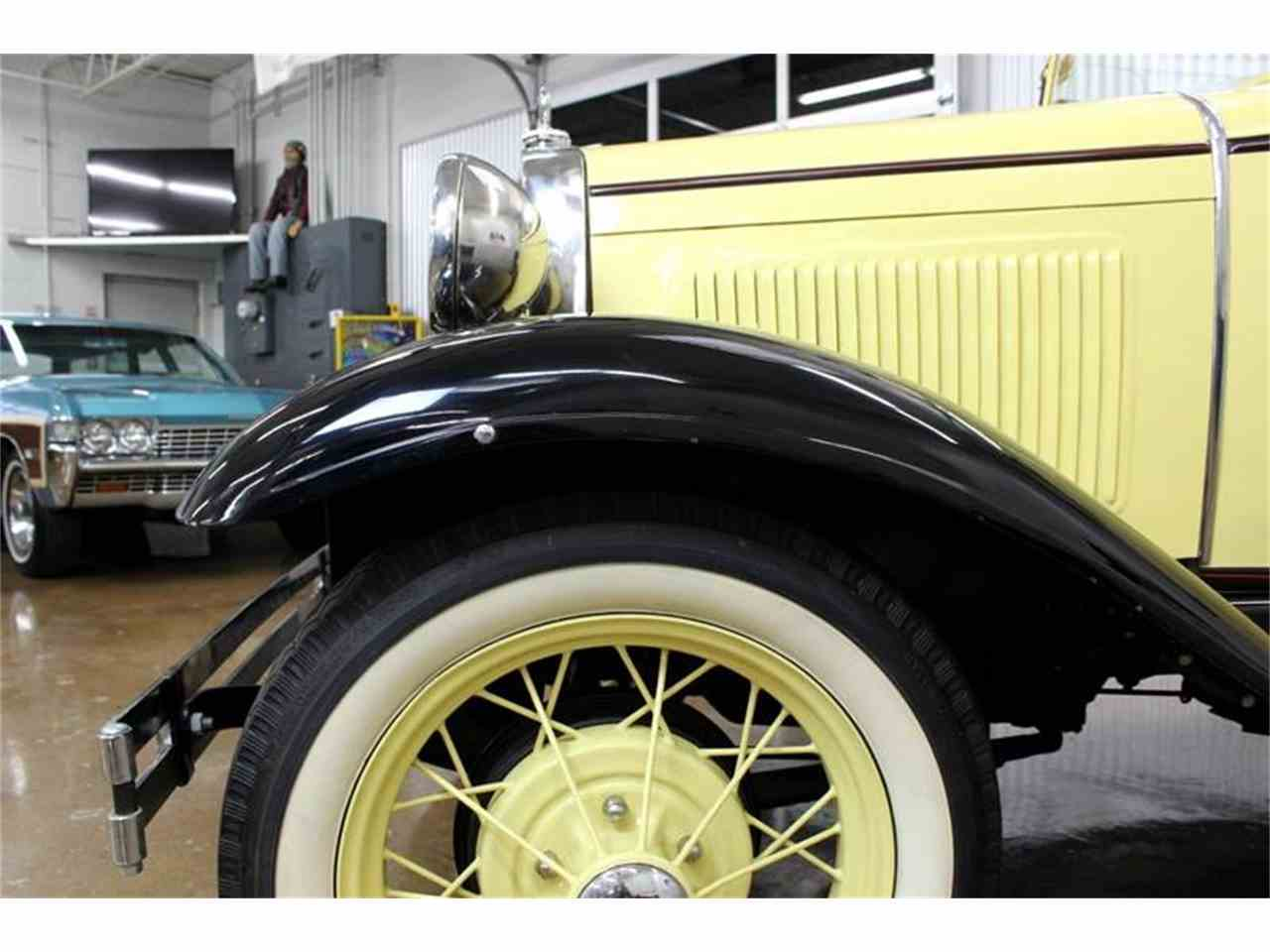 Large Picture of '31 Model A - MDBT