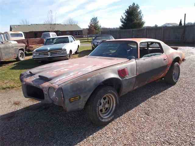 1972 Pontiac Firebird | 1043706