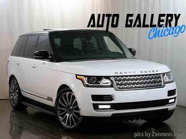 2013 Land Rover Range Rover | 1043709