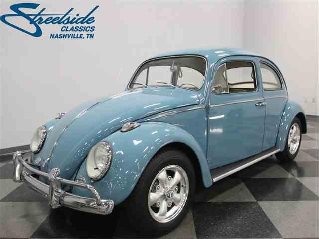 1963 Volkswagen Beetle | 1043710