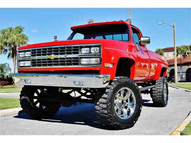 1985 Chevrolet C/K 20 | 1043713