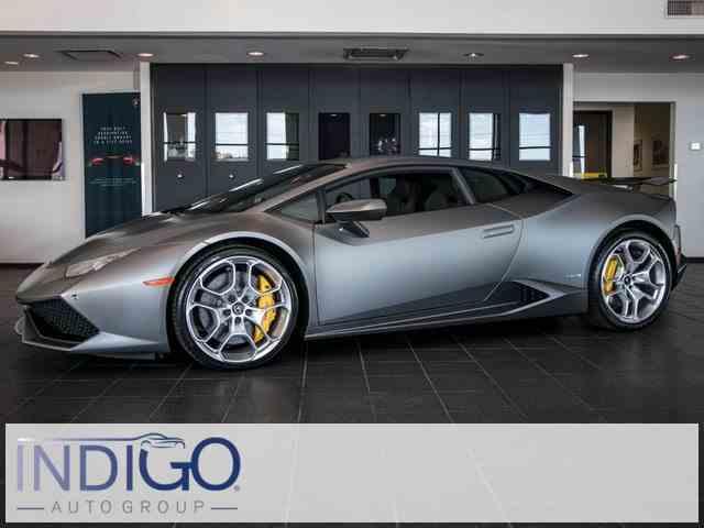 2015 Lamborghini LP610-4 | 1043715