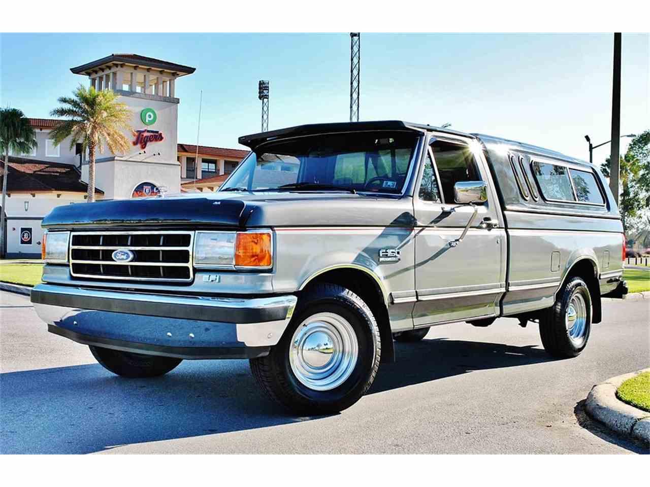 Large Picture of '89 F150 located in Florida - $20,000.00 - MDCF