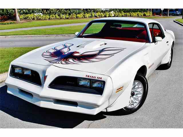 1977 Pontiac Firebird Trans Am | 1043738