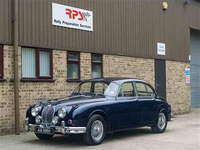 Picture of Classic '62 Jaguar Mark II located in Witney OXFORDSHIRE - $59,500.00 Offered by Rally Preparation Services - MDCW