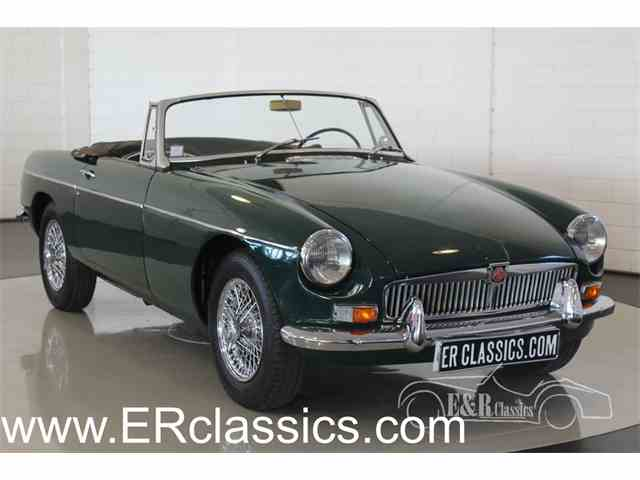 Picture of '65 MGB - MDD1