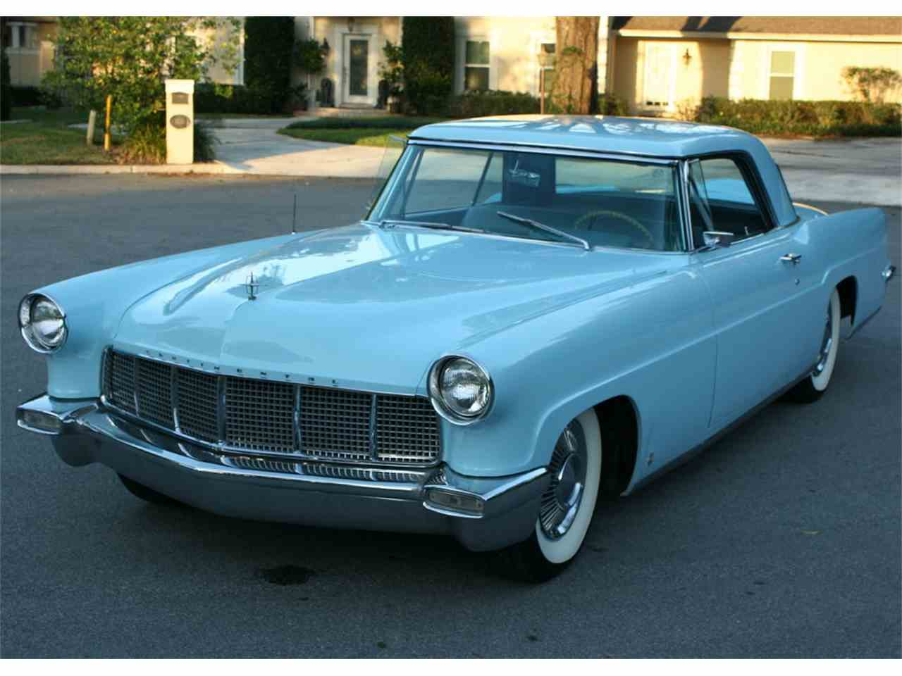 Large Picture of '56 Continental Mark III - MDD6