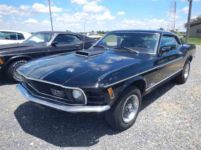 Picture of '70 Mustang Mach 1 - MDDF