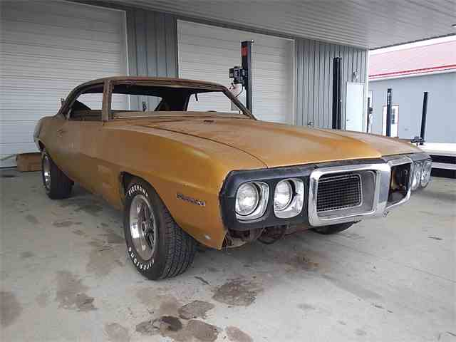 Picture of Classic 1969 Firebird located in Celina OHIO - $8,500.00 Offered by Custom Rods & Muscle Cars - MDDI