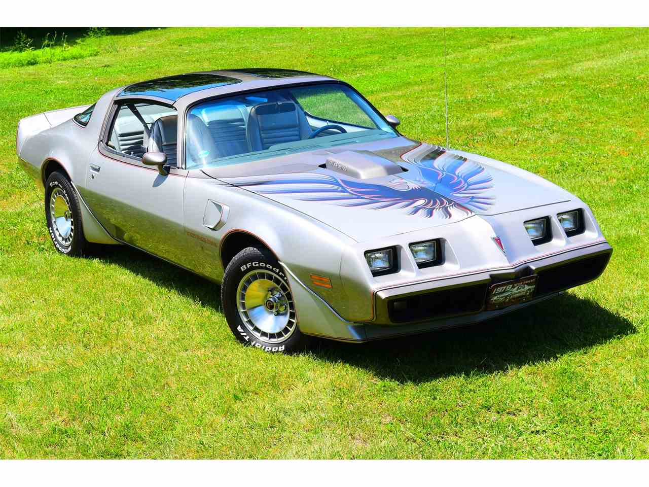 1979 pontiac firebird trans am se for sale cc 1040377. Black Bedroom Furniture Sets. Home Design Ideas