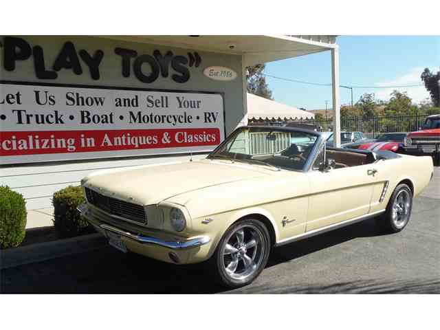 1965 Ford Mustang | 1040379