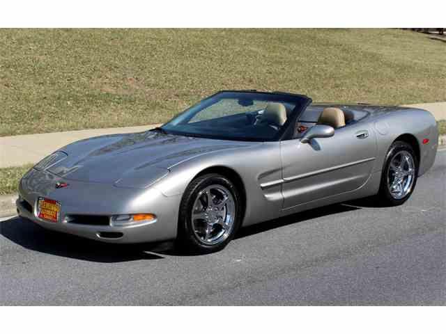 2001 Chevrolet Corvette | 1043793