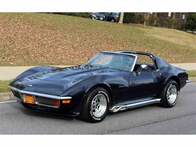 Picture of '71 Corvette - MDEA