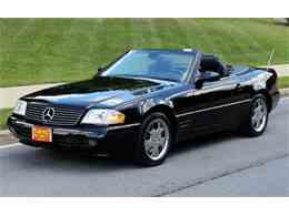 2000 Mercedes-Benz SL500 for Sale - CC-1043803