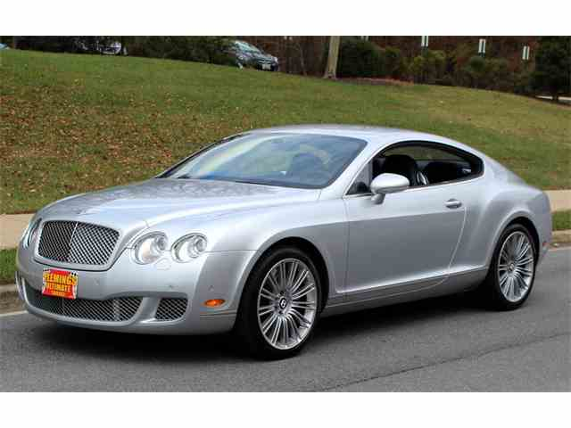 2008 Bentley Continental | 1043806