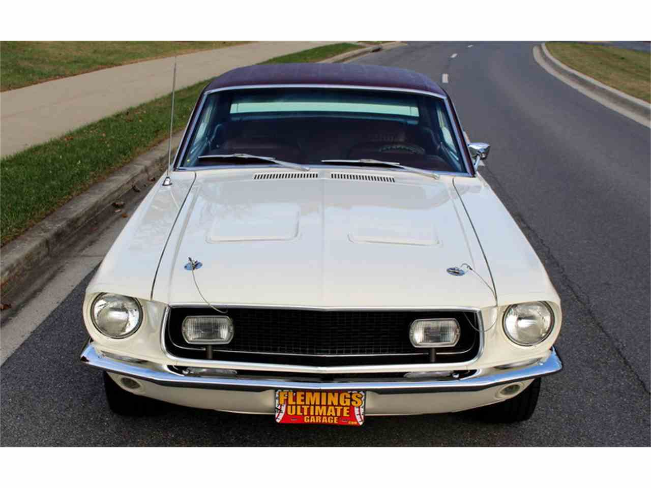 1968 ford mustang gt cs california special for sale cc 1043811. Black Bedroom Furniture Sets. Home Design Ideas