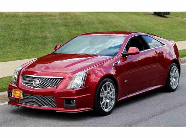 2012 Cadillac CTS-V | 1043812