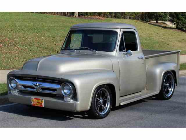 Picture of '54 F100 - MDF7