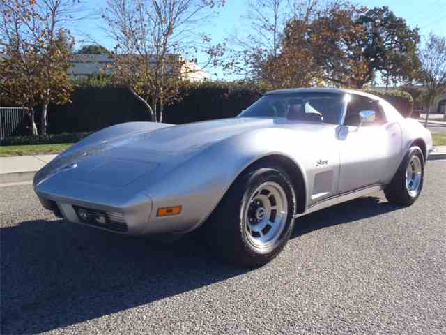 1973 Chevrolet Corvette | 1043828