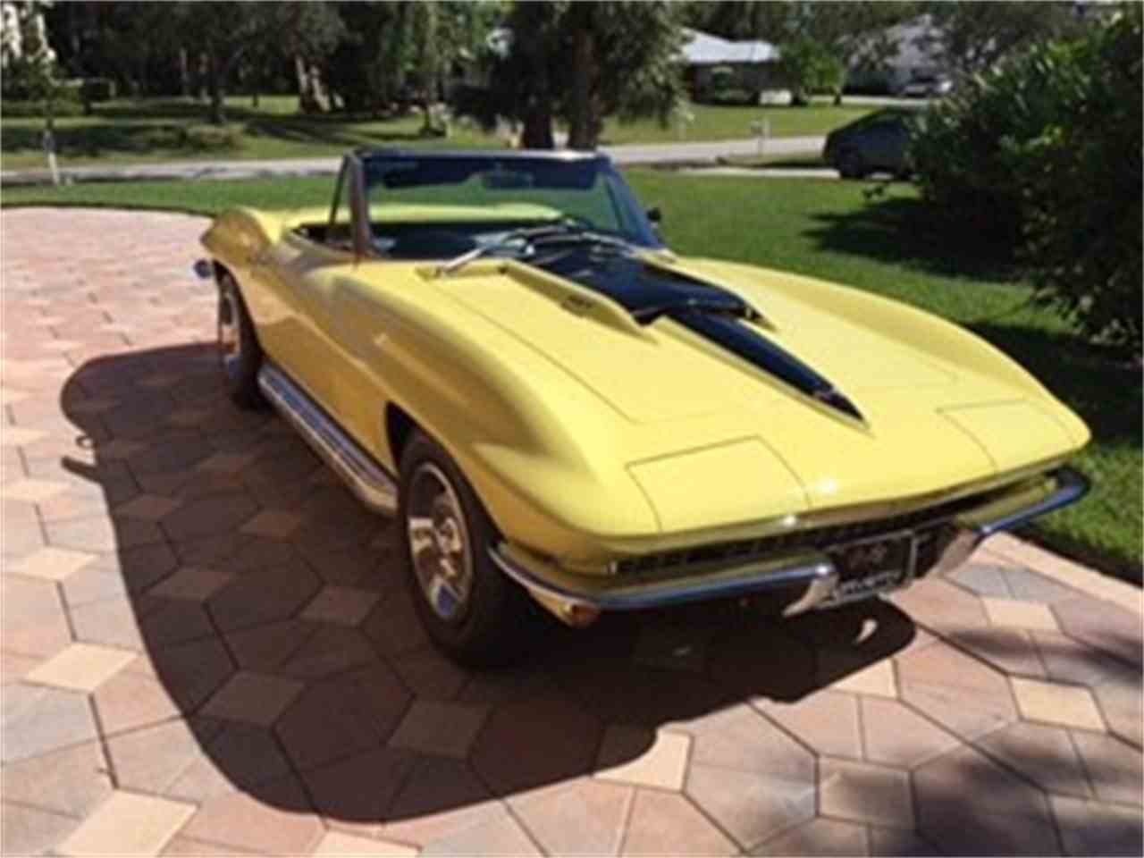 Picture of classic 67 corvette 119 000 00 offered by a private seller mdfa
