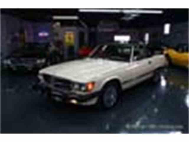1988 Mercedes-Benz 560SL | 1043839