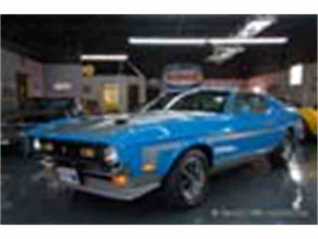 1971 Ford Mustang | 1043843