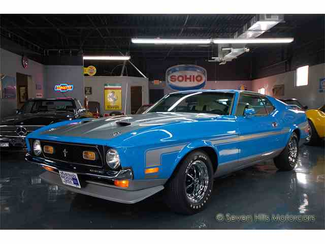 Picture of '71 Mustang - MDFN
