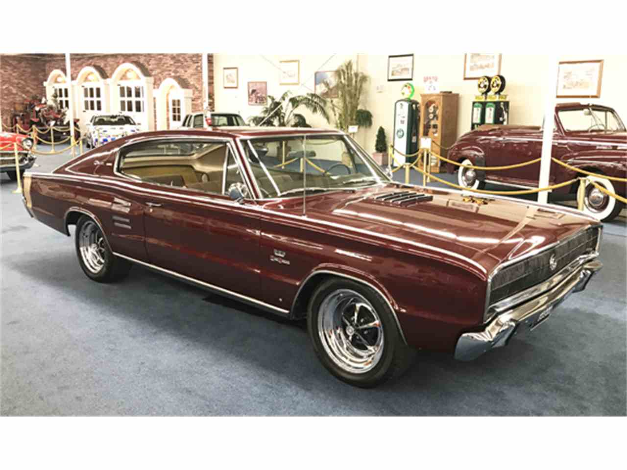 1966 dodge charger for sale cc 1043844. Black Bedroom Furniture Sets. Home Design Ideas