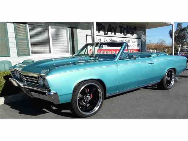 1967 Chevrolet Chevelle Malibu | 1043859