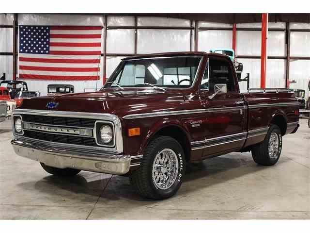 1969 Chevrolet C10 | 1043874
