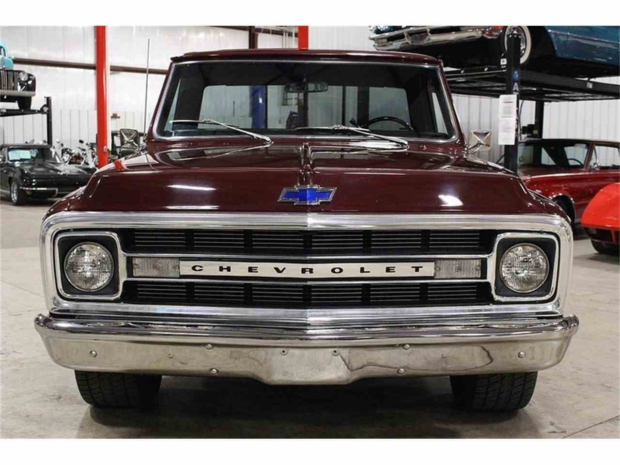 All Chevy 1969 chevrolet c10 for sale : 1969 Chevrolet C10 for Sale | ClassicCars.com | CC-1043874