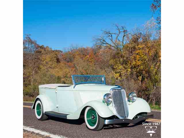 1934 Ford Roadster | 1043875