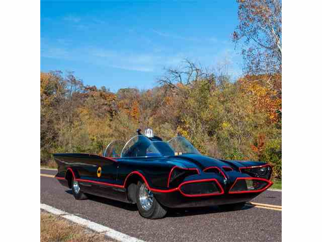 1966 Batmobile Replica | 1043879