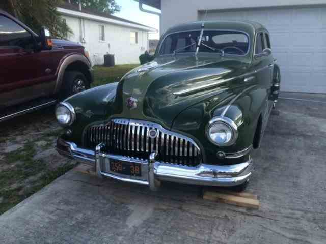 1942 Buick Century Sedanette Fastback | 1043880