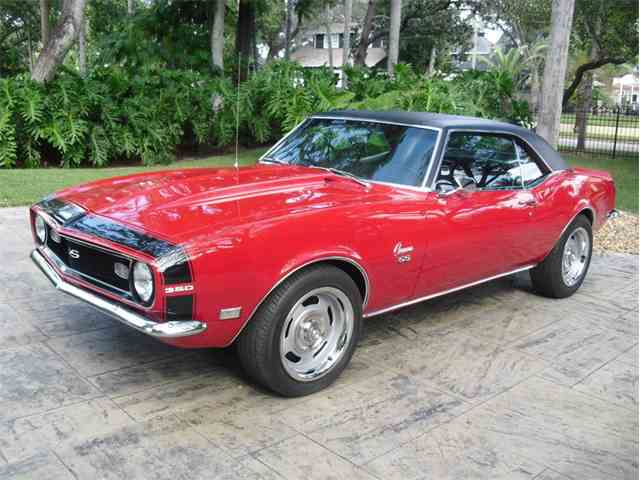 1968 Chevrolet Camaro | 1043883