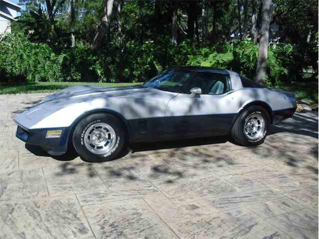 1981 Chevrolet Corvette | 1043885