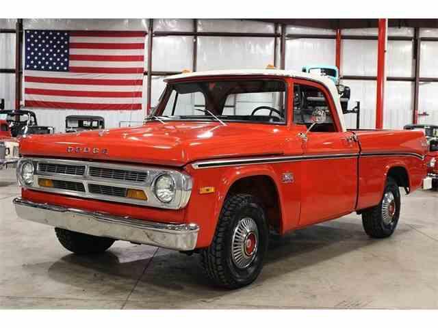 1970 Dodge D100 | 1043887