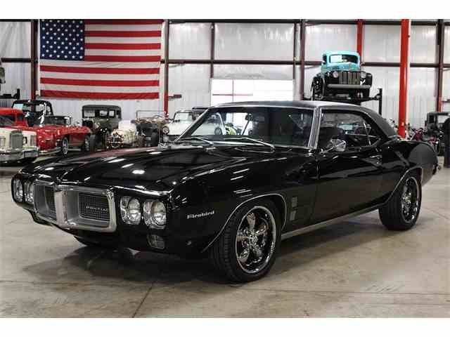Picture of '69 Firebird - MDGX