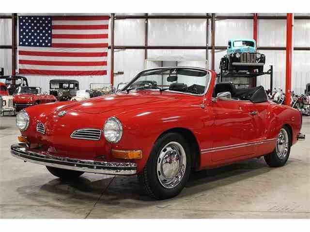 Picture of '73 Karmann Ghia - MDH1