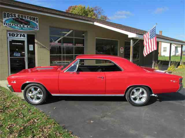 Picture of 1967 Chevelle SS located in Goodrich MICHIGAN - $43,900.00 - MARQ