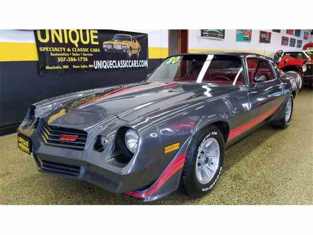 Picture of 1980 Chevrolet Camaro Z28 Offered by Unique Specialty And Classics - MDHD