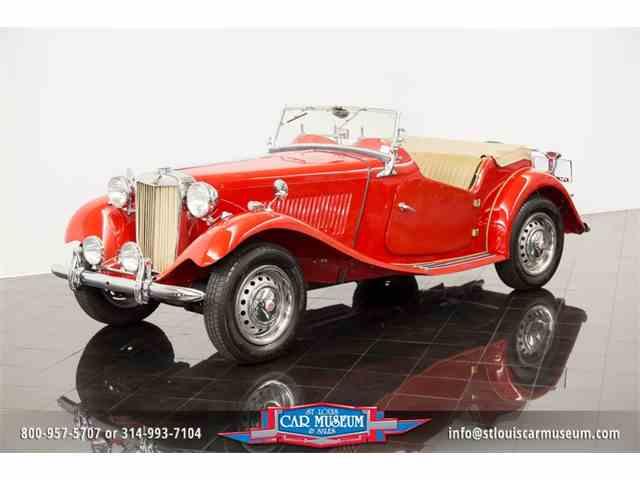1953 MG TD | 1043906