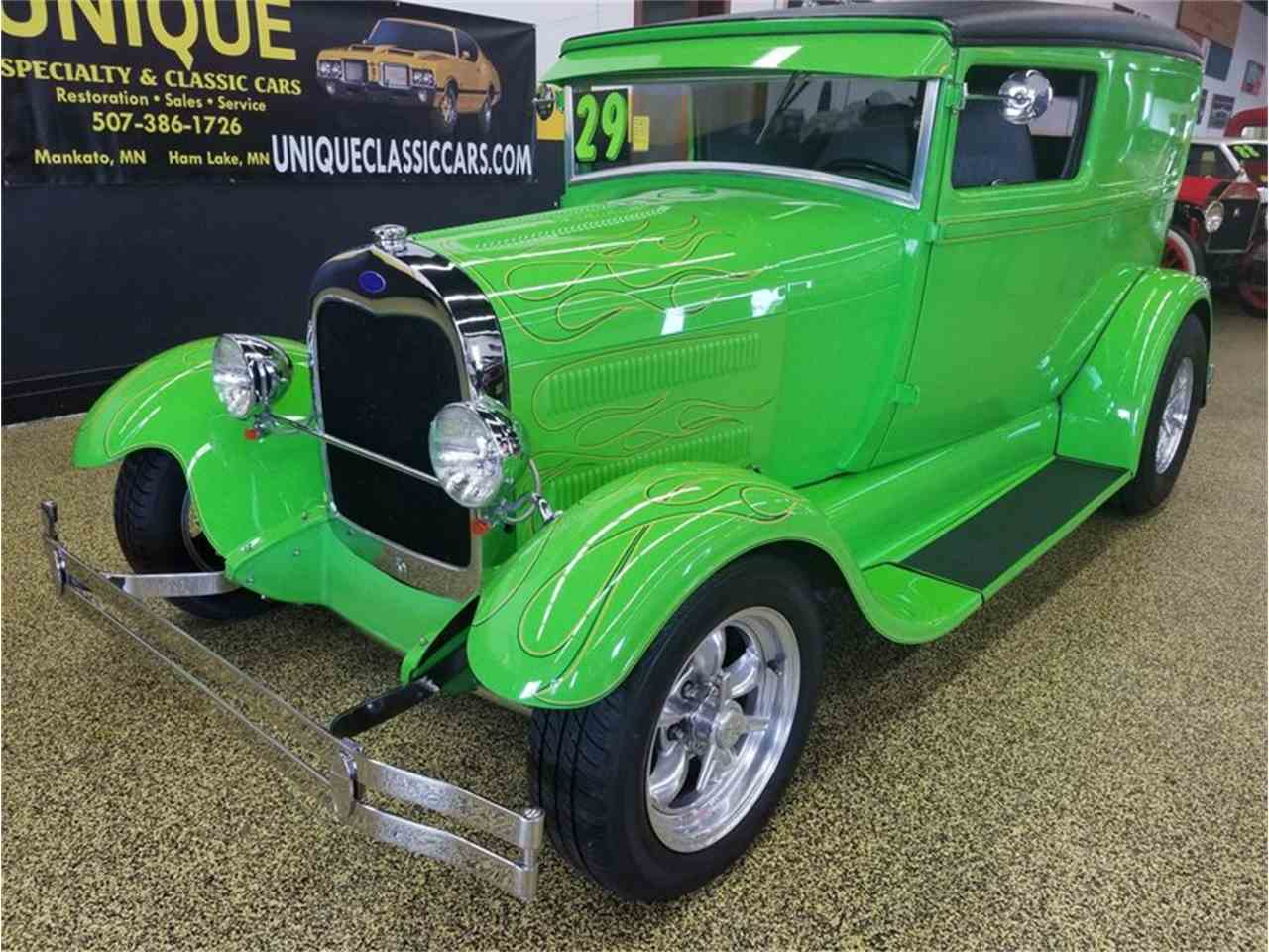 1929 Ford Model A Sedan Delivery for Sale   ClassicCars.com   CC ...
