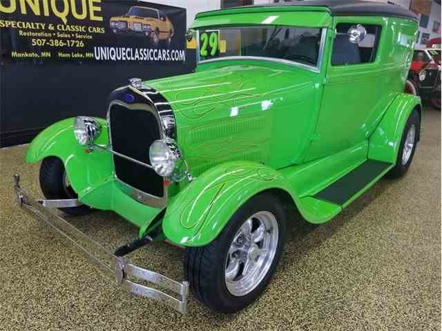 1929 Ford Model A  Sedan Delivery | 1043913