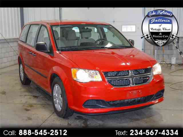 Picture of '15 Grand Caravan - MDHO