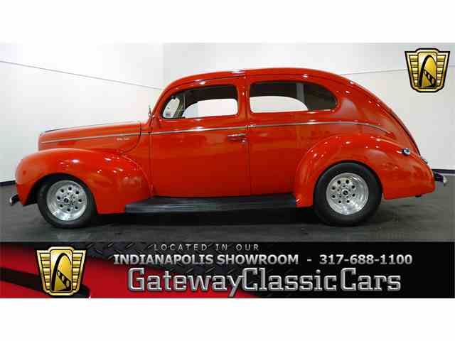 1940 Ford 2-Dr Sedan | 1043919