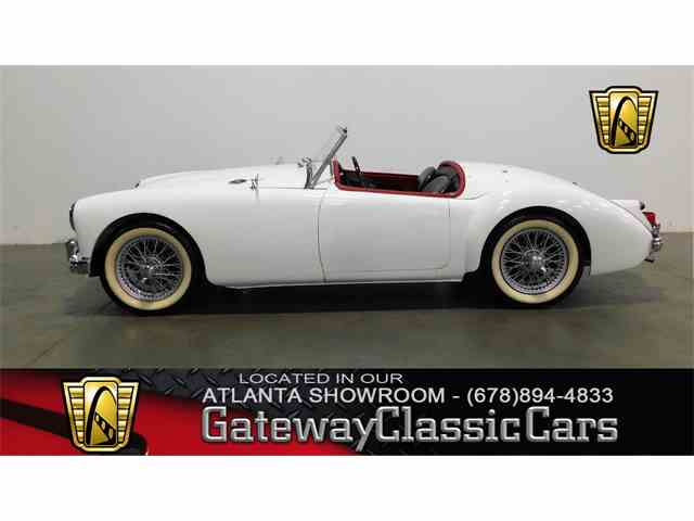 Picture of '61 MGA - MDHV