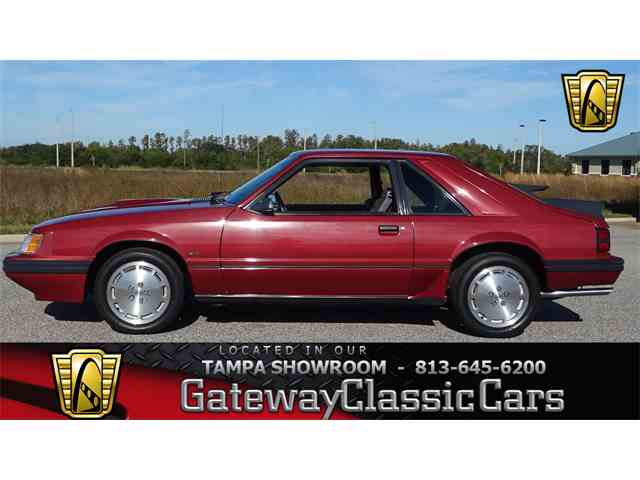 1986 Ford Mustang | 1043928